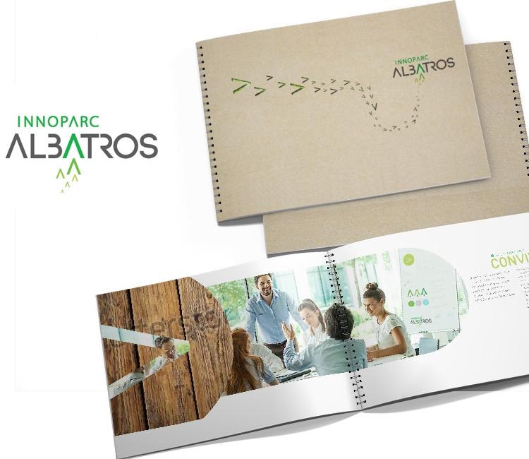 Lancement du projet Innoparc Albatros