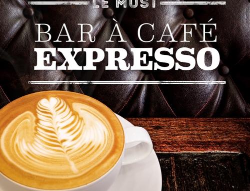 Bar à café mobile