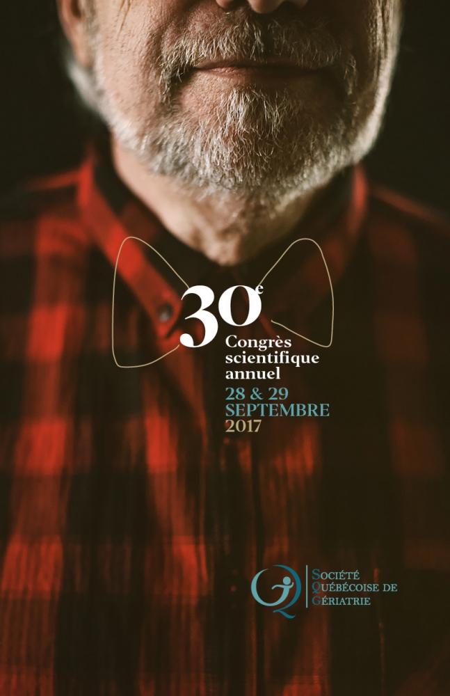 30e congrès annuel  Société Québécoise de gériatrie