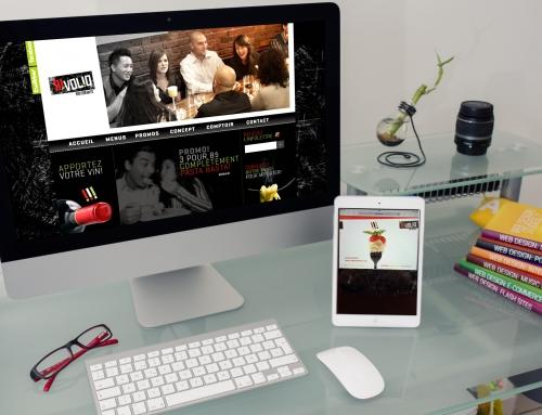 Site internet Divolio
