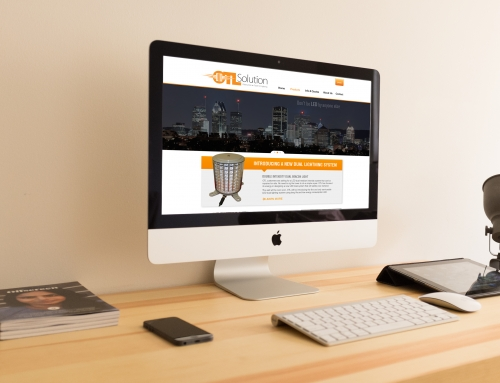 Site internet OTL Solution